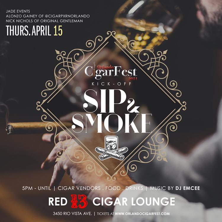 Red 13 Cigar Lounge